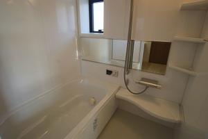 西新南パークホームズ 浴室