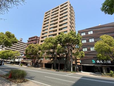 福岡市早良区西新の中古マンション!4LDK+Sのお部屋をお預かりしました