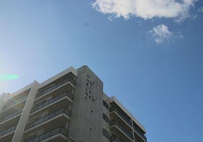 福岡市中央区黒門の中古マンション!最上階のお部屋の販売を開始しました